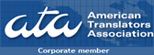 ATA: American Translators Association